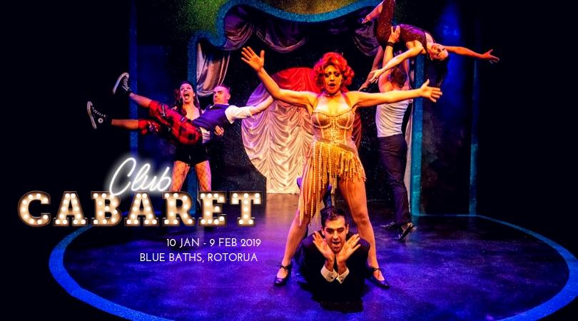 Summer Show 2019 – Club Cabaret
