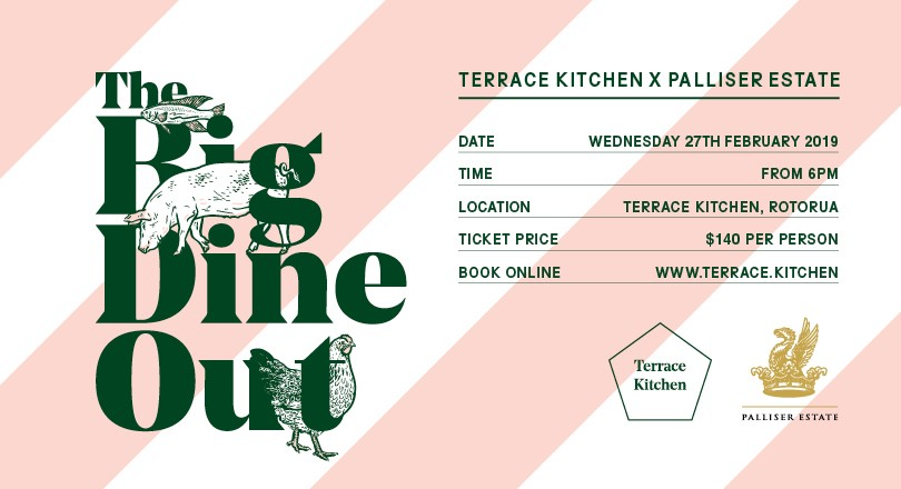 The Big Dine Out Summer @ Terrace Kitchen