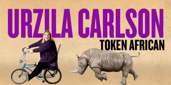 Urzila Carlson Token African