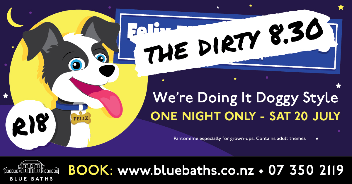 The Dirty 8:30 – We're Doing it Doggy-style.