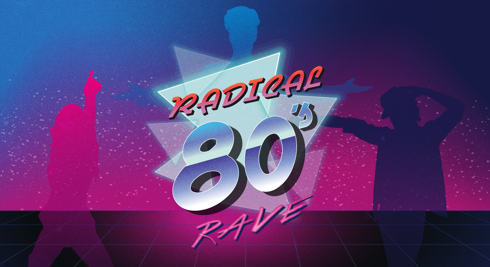 RADICAL 80s RAVE – The Big, The Bold and The Beautiful (4th, 5th & 12th Dec 2020)