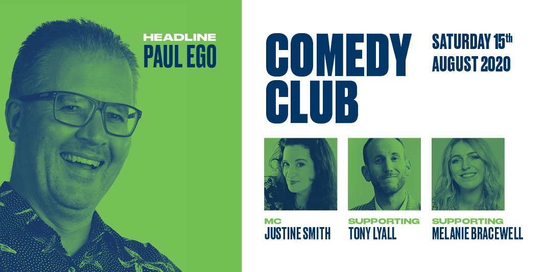 Comedy Club (SOLD OUT!)